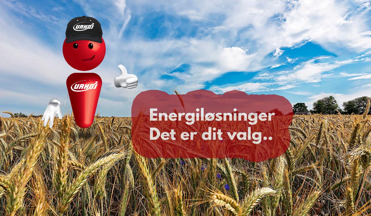 Varmepumper på Sjælland