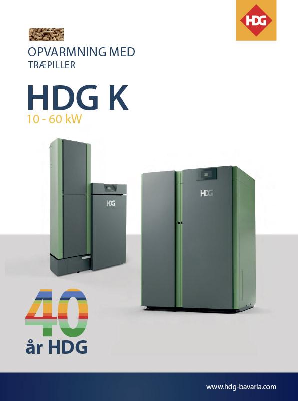 HDG Compact 10-60 Kedler
